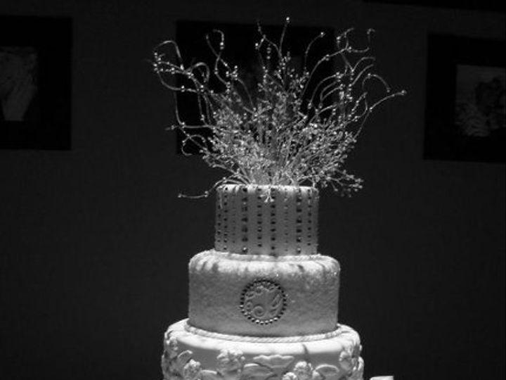 Tmx 1242404426097 DSC09275 Altamonte Springs wedding cake