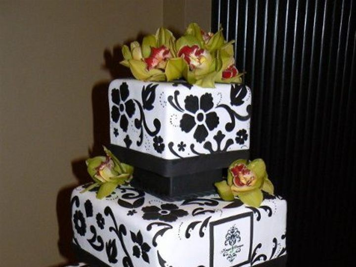 Tmx 1242404484769 P1080667 Altamonte Springs wedding cake