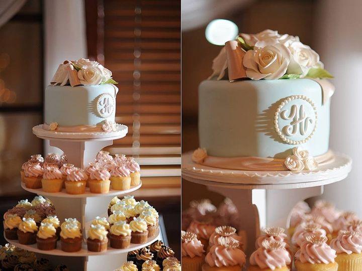 Tmx 1455118468748 Weddingwire14 Altamonte Springs wedding cake