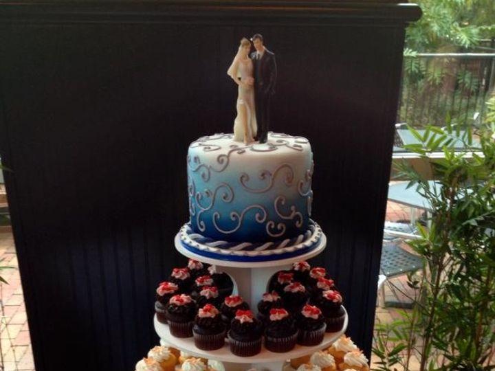 Tmx 1493165206420 124060710151961425796522389415057n Altamonte Springs wedding cake