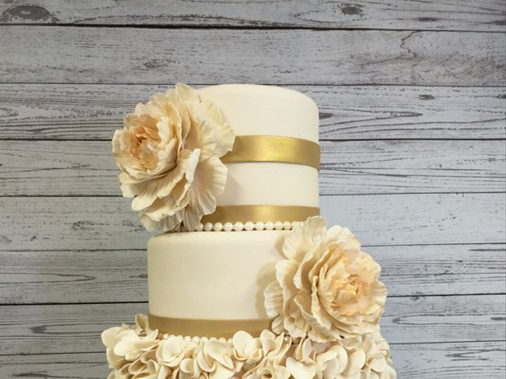 Tmx 1493165274591 Ms Wedding Elegant 0 4 Altamonte Springs wedding cake