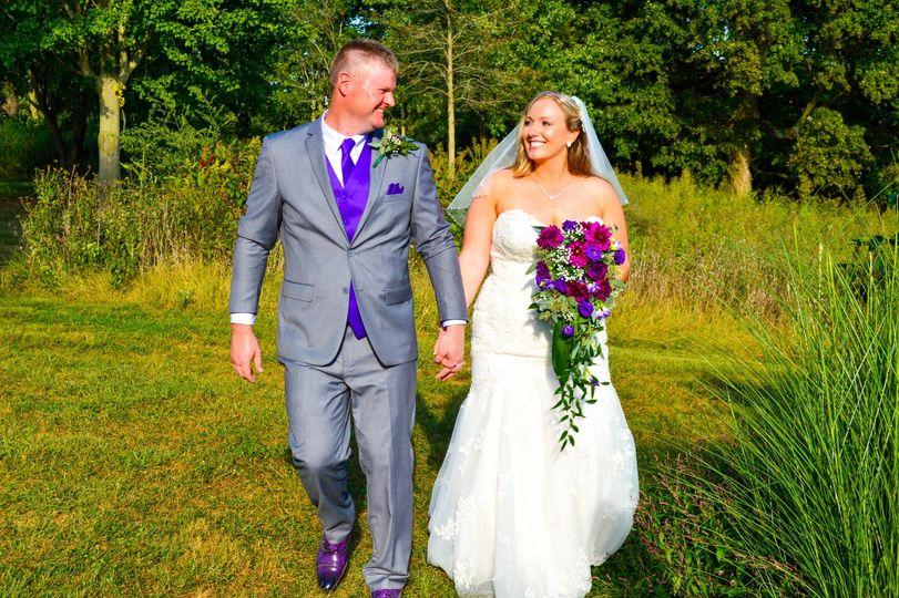 Wedded bliss begins - Watsolo Photography