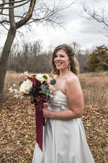 Bride Shining