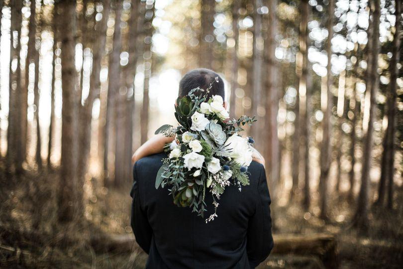 Crystal Lake Wedding
