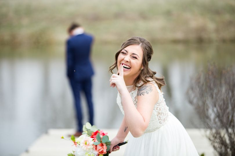 Central illinois wedding