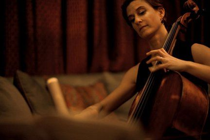 Leah Coloff, Solo Cello and Voice