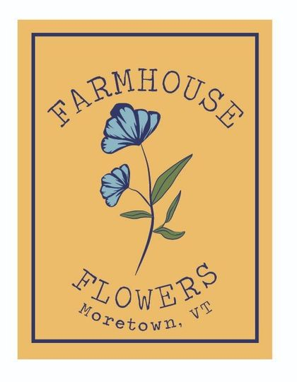Farmhouse Flowers logo