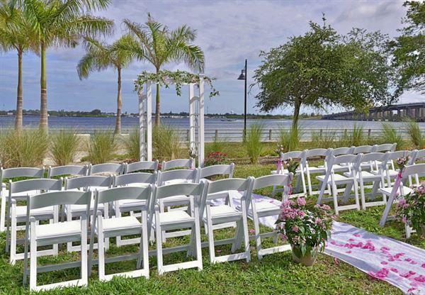 Riverfront Ceremony