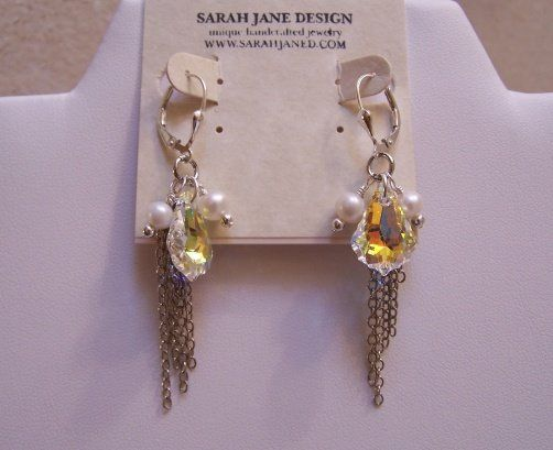 SJD Bridal Couture - Earrings