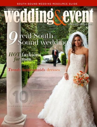 South Sound Wedding & Event magazine-Spring/Summer 2012