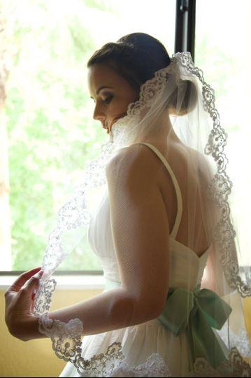 melia orlando suite in celebration wedding photo