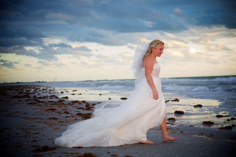 Tampa Beach Wedding