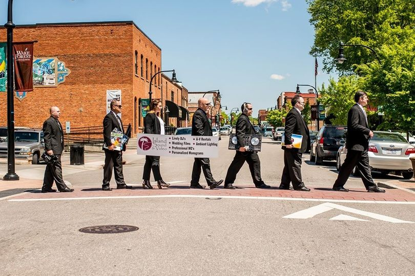 Abbey Road style picture