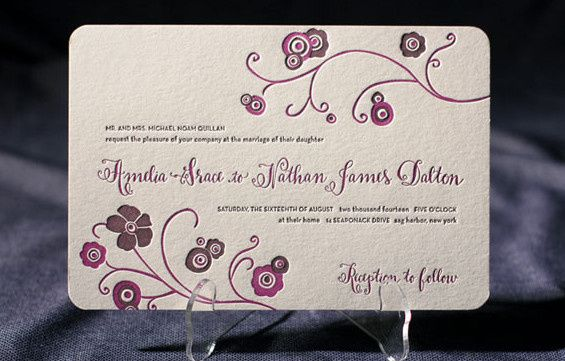 Tmx 1375909061122 6 Haverhill, Massachusetts wedding invitation