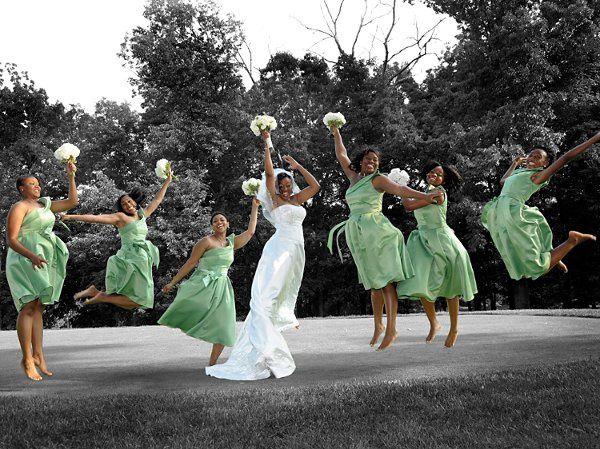 Eyana and Larry's Wedding