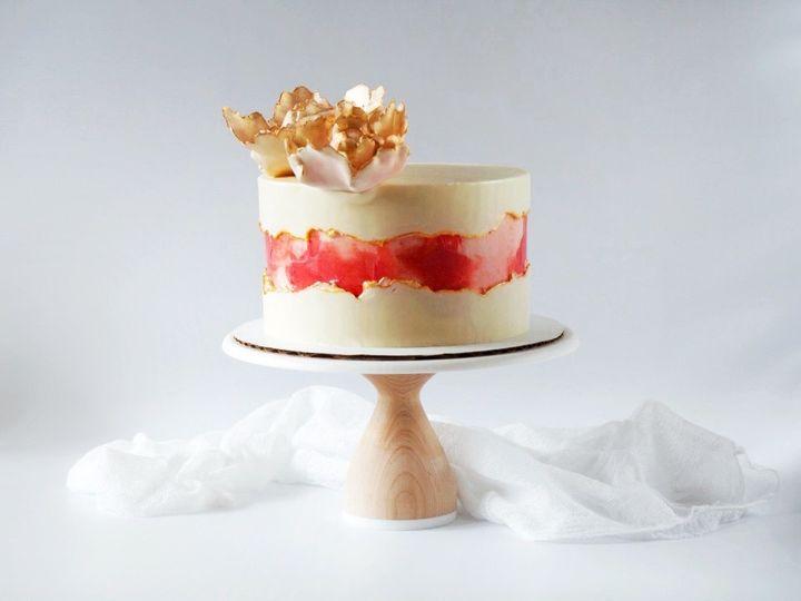 Tmx Snapseed 6 51 1074289 158162141529034 Brooklyn, NY wedding cake