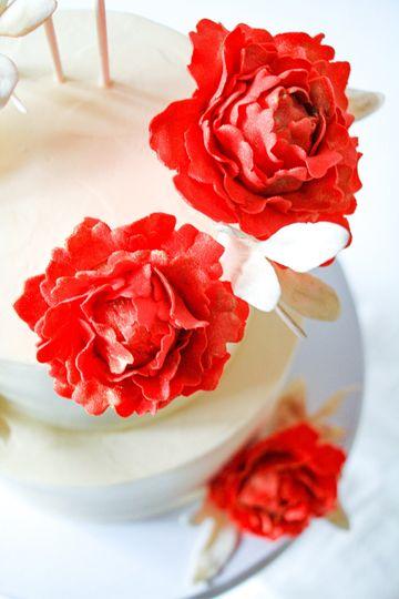 Sugar Flower Peonies