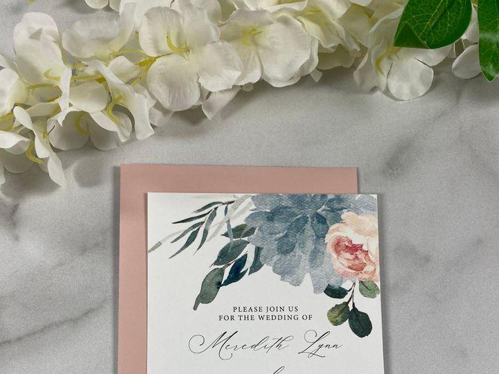Tmx Felt2 51 1184289 158170577451358 Loudonville, OH wedding invitation