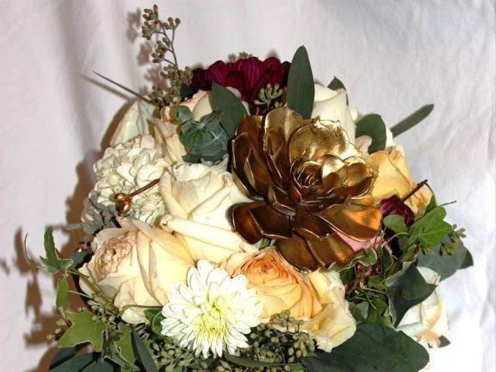 Tmx 1421944533027 Gold Succulent Spokane, WA wedding florist