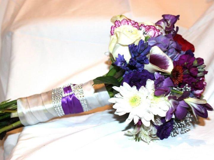 Tmx 1421944551556 Purple And Red Spokane, WA wedding florist