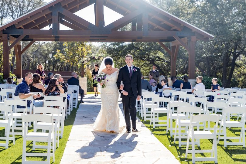 Wedding at The Milestone