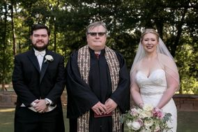 Wedding Officiant by Mark