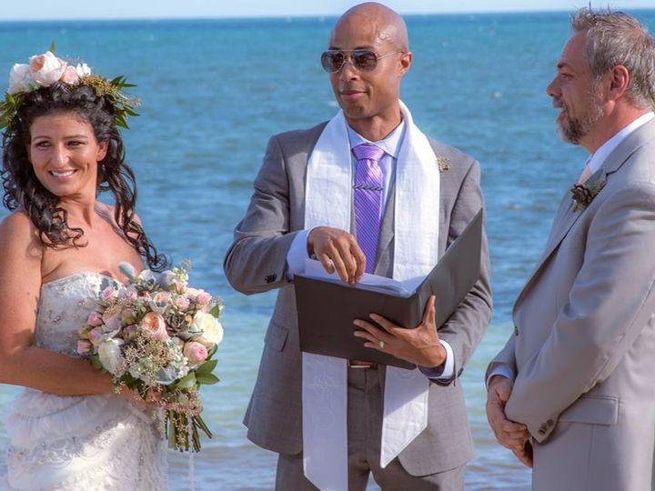 Tmx 1484484574774 Kim And Wes Wedding New York wedding officiant