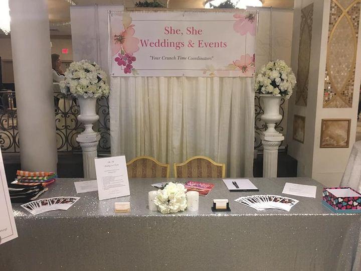 SheShe Weddings Booth