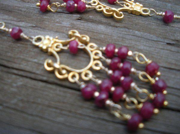 Tmx 1228875396939 Rubyearrings5 Gaithersburg wedding jewelry