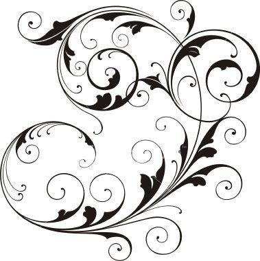fancy vectorized scroll