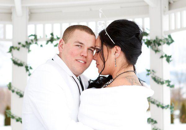 Winter weddings are a blast!
