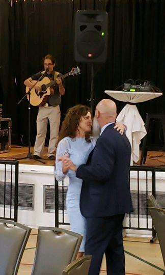 A wedding surprise