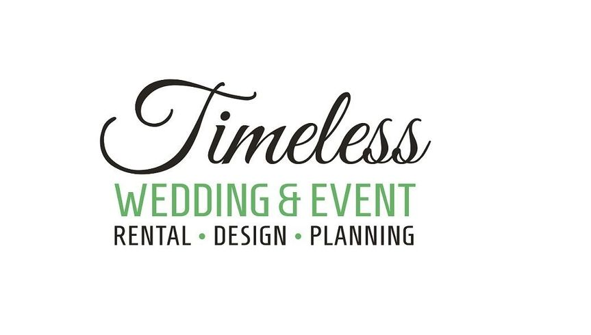 Timeless Wedding and Event Rentals