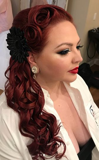 Hair and Makeup by Aphrodite