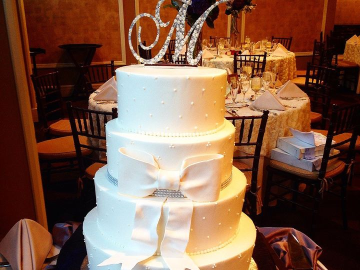 Tmx 1471744286273 Image Little Silver wedding cake