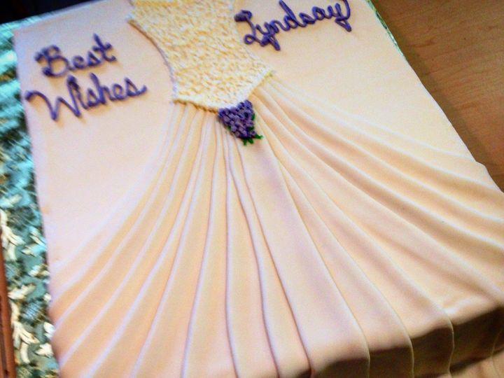 Tmx 1471744317475 Image Little Silver wedding cake
