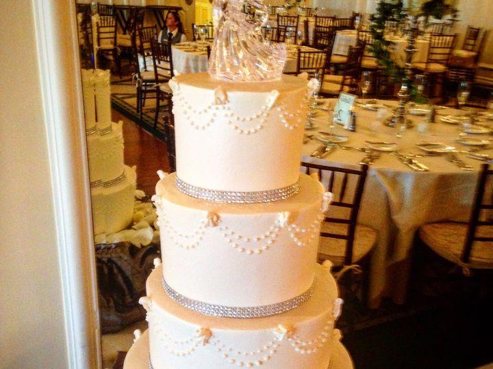 Tmx 1471744328260 Image Little Silver wedding cake