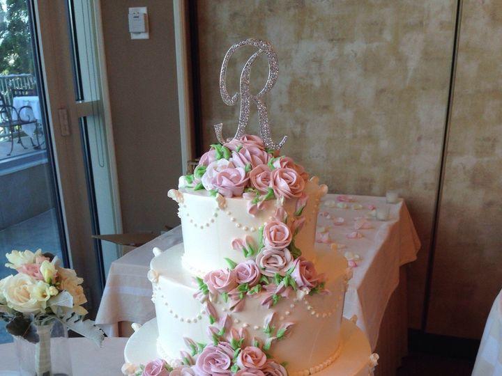 Tmx 1471744400139 Image Little Silver wedding cake