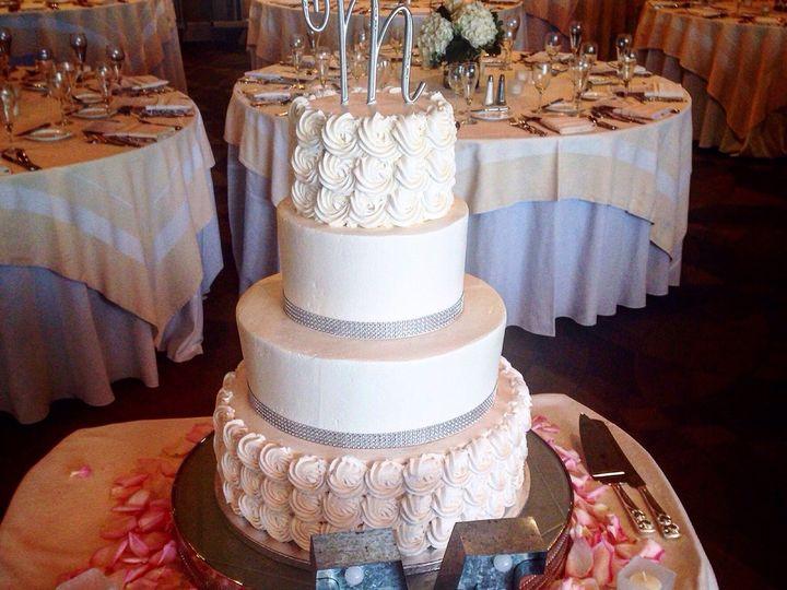 Tmx 1471744421154 Image Little Silver wedding cake