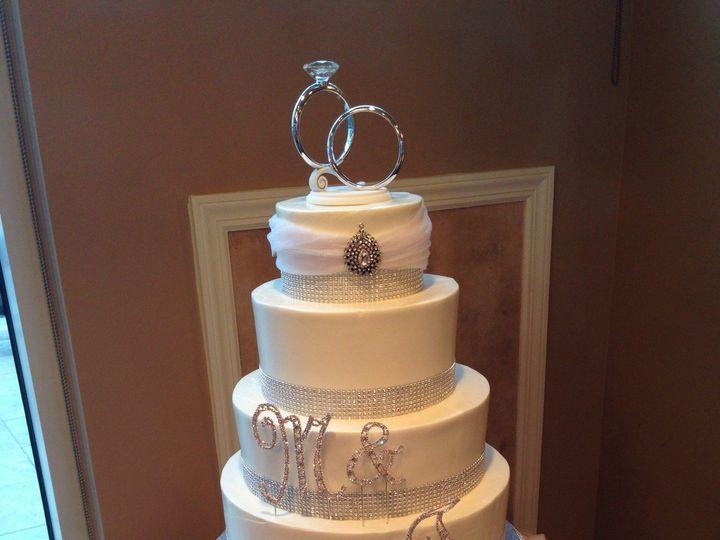 Tmx 1471744461592 Image Little Silver wedding cake