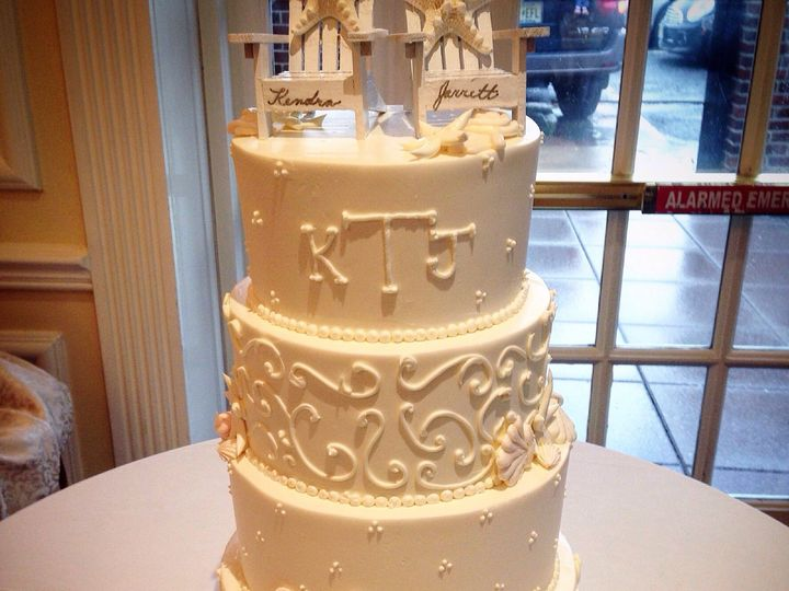 Tmx 1471744471168 Image Little Silver wedding cake