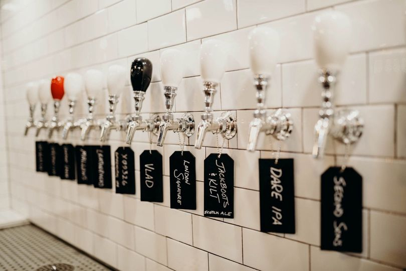 The many taps