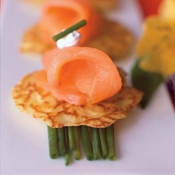Tmx 1449267486911 Corn Blinis Broken Arrow wedding catering