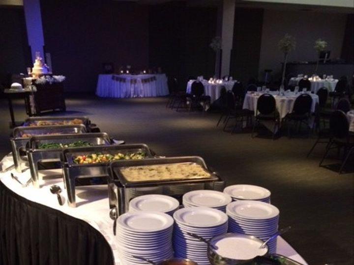 Tmx 1449267582300 Wedding Reception Dinner Buffet Broken Arrow wedding catering