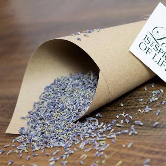 Lavender send offs