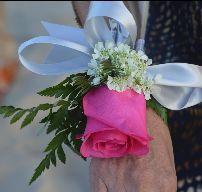 Beautiful corsage