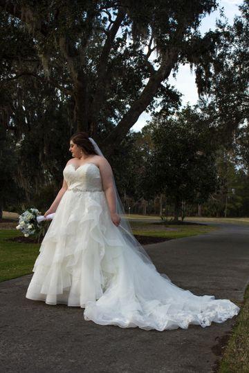 #KEDStudio Bride Oliva