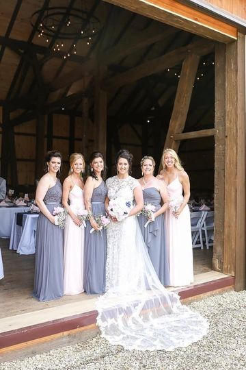 Smith Bridesmaids