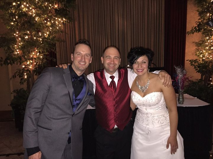 Tmx 1439320889395 01 31 15 Bg W Dj Joe Brighton, MI wedding dj