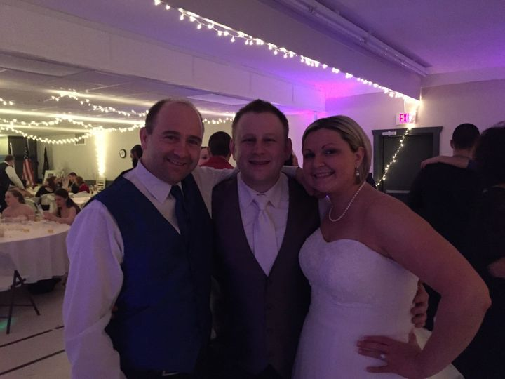 Tmx 1439320914362 02 07 15 Bg W Dj Joe Brighton, MI wedding dj